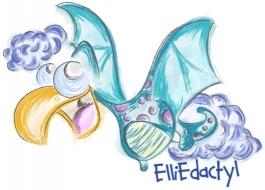 Elliedactyl Banner